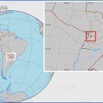 gray location map of yaguaron 150x150 Yaguarón Map