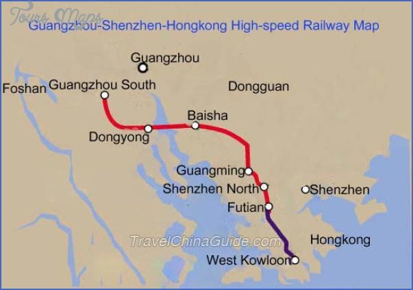 guangzhou shenzhen hongkong SHENZHEN GUANGZHOU MAP