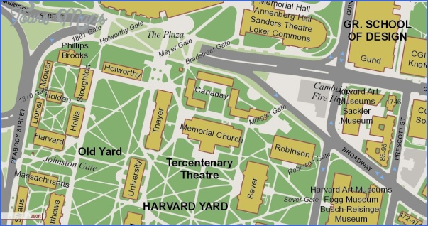 harvard university us map phone address 2 Harvard University US Map & Phone & Address