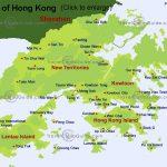 hongkong map 150x150 Shenzhen Map Tourist Attractions