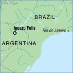 iguacu falls map 1 150x150 Iguaçu Falls Map