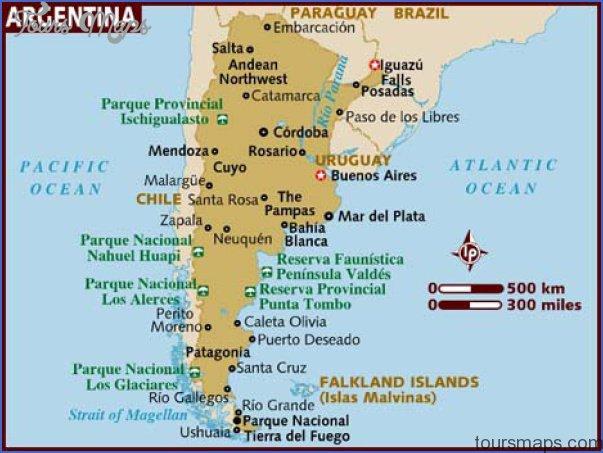 iguacu falls map 8 Iguaçu Falls Map