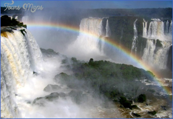 iguacu falls travel destinations  5 Iguaçu Falls Travel Destinations