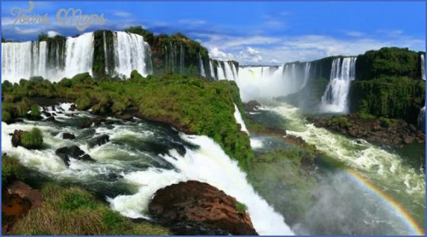iguacu falls travel destinations  6 Iguaçu Falls Travel Destinations