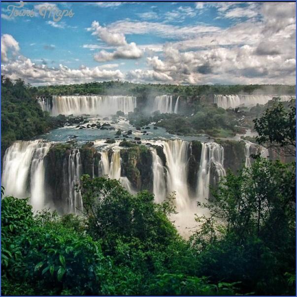 iguacu falls travel destinations  7 Iguaçu Falls Travel Destinations
