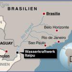 itaipu map paraguay 16 150x150 Itaipu  Map Paraguay