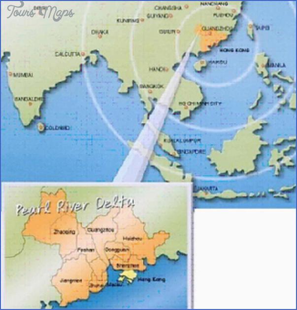 map1 SHENZHEN FUYONG MAP