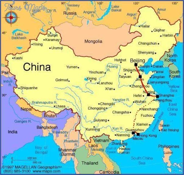 mchina trip SHENZHEN MAP HONG KONG