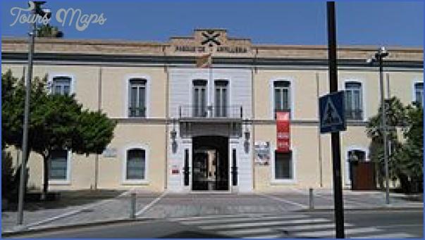 museo historico de artilleria 7 Museo Historico de Artilleria