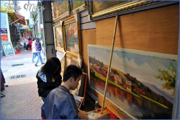 Dafen Oil Painting Village Website
