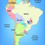 paraguaysouthamericamap 150x150 Paraguay Map