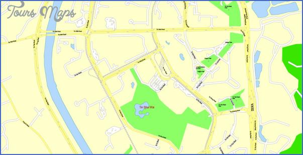 printable map shenzhen china g view level 17 eng ai 3 SHENZHEN STREET MAP