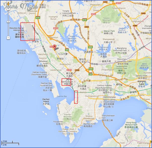 qianhai shenzhen map 4 QIANHAI SHENZHEN MAP