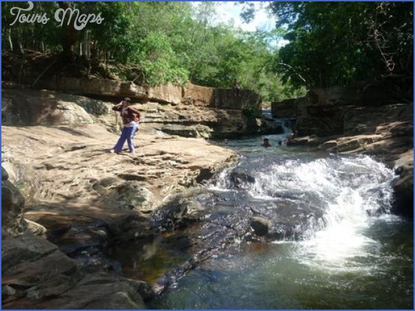 salto pai map paraguay 7 Salto Pa'i Map Paraguay