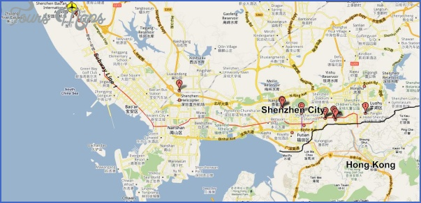shenzhen airlines route map 2 SHENZHEN AIRLINES ROUTE MAP