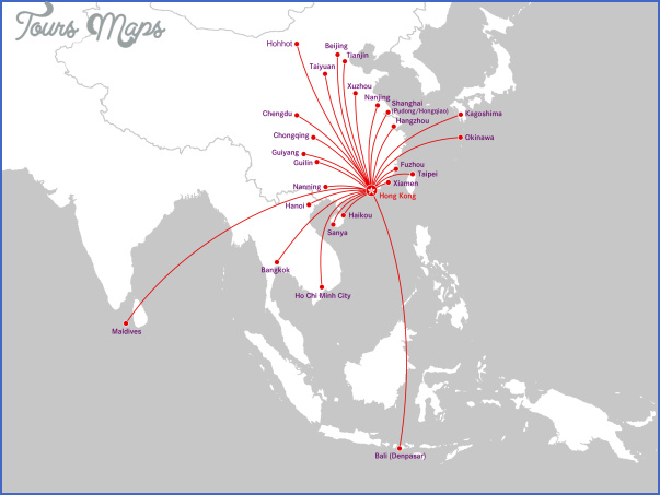shenzhen airlines route map 7 SHENZHEN AIRLINES ROUTE MAP