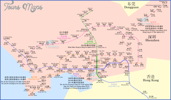 shenzhen bus map in english 7 SHENZHEN BUS MAP IN ENGLISH