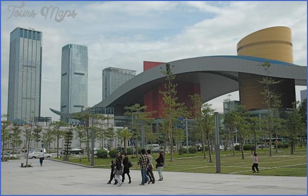shenzhen civic centre 11 SHENZHEN CIVIC CENTRE