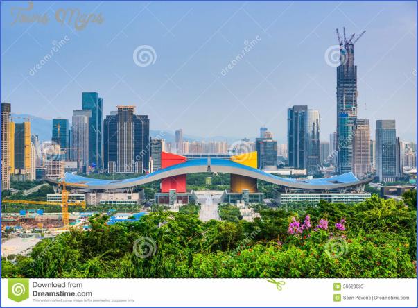 shenzhen civic centre 12 SHENZHEN CIVIC CENTRE