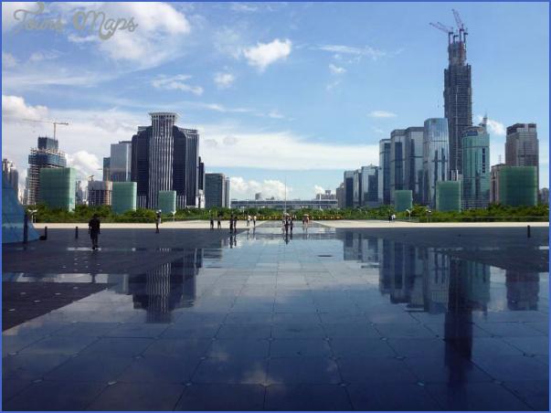 shenzhen civic centre 15 SHENZHEN CIVIC CENTRE