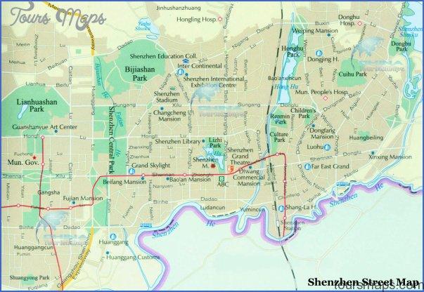 shenzhen district map in english 17 SHENZHEN DISTRICT MAP IN ENGLISH
