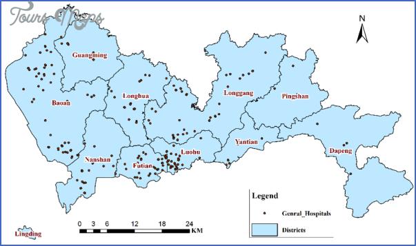 shenzhen district map in english 5 SHENZHEN DISTRICT MAP IN ENGLISH