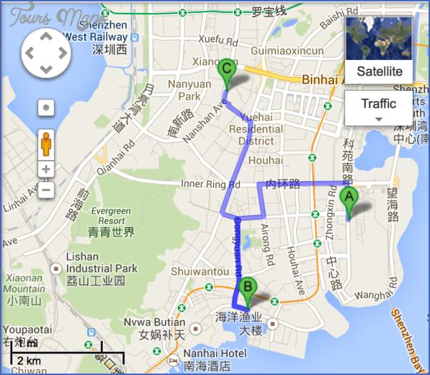 shenzhen google map english 22 SHENZHEN GOOGLE MAP ENGLISH