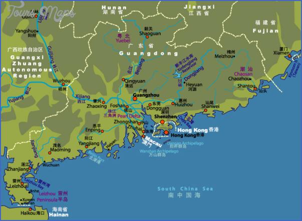 shenzhen guangdong map 4 SHENZHEN GUANGDONG MAP