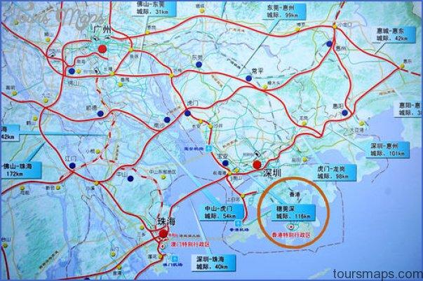 shenzhen guangzhou map 38 SHENZHEN GUANGZHOU MAP