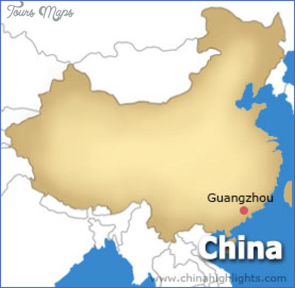 SHENZHEN GUANGZHOU MAP - ToursMaps.com ®