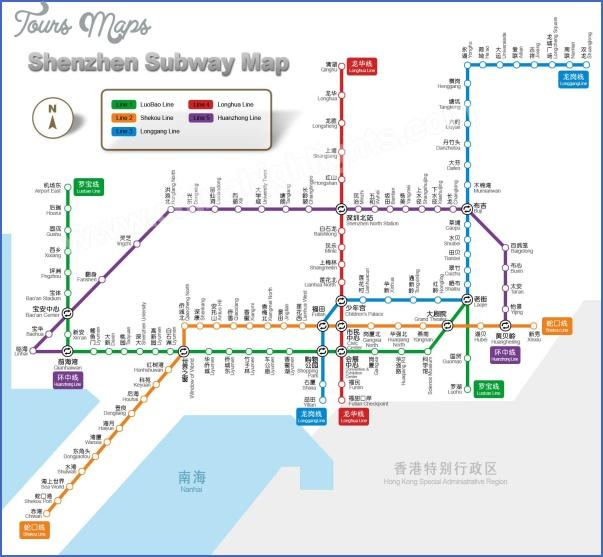 shenzhen guangzhou map 42 SHENZHEN GUANGZHOU MAP