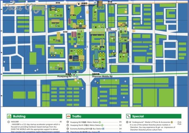 shenzhen huaqiangbei map 14 SHENZHEN HUAQIANGBEI MAP