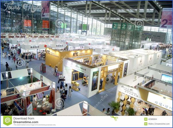shenzhen international exhibition centre 10 SHENZHEN INTERNATIONAL EXHIBITION CENTRE