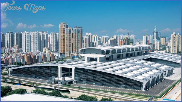 shenzhen international exhibition centre 7 SHENZHEN INTERNATIONAL EXHIBITION CENTRE