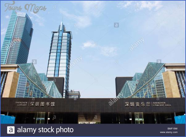 shenzhen library and concert hall  19 SHENZHEN LIBRARY AND CONCERT HALL