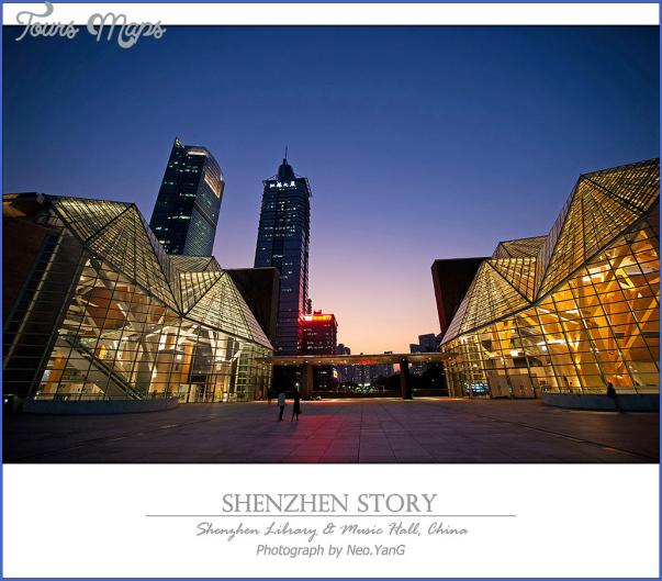 shenzhen library and concert hall  5 SHENZHEN LIBRARY AND CONCERT HALL