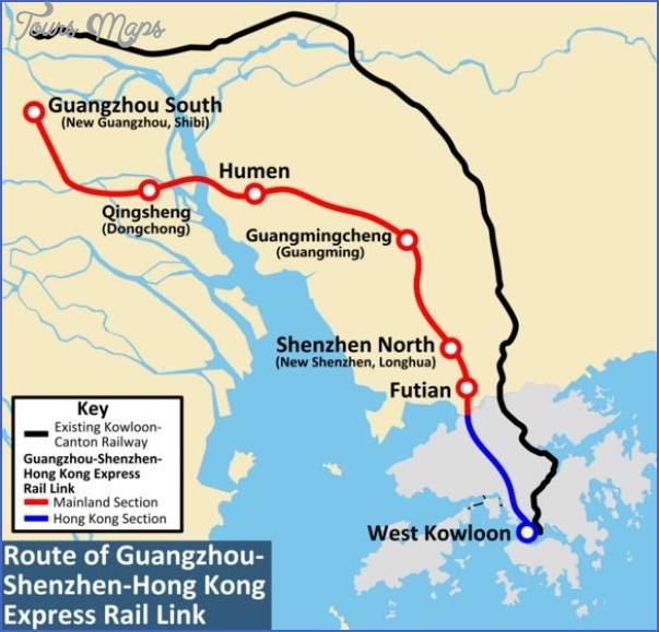 shenzhen map futian 17 SHENZHEN MAP FUTIAN