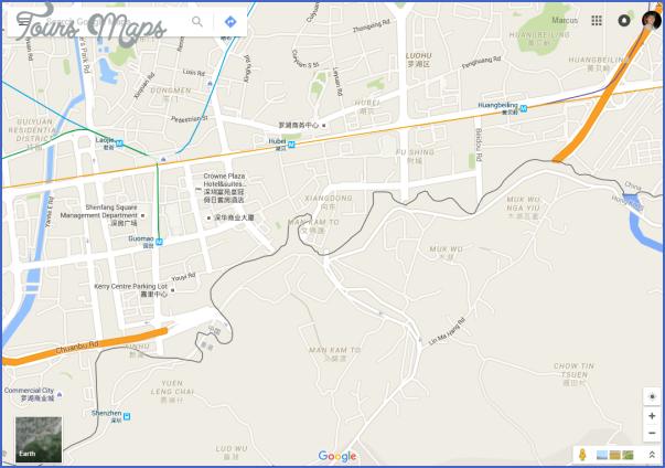 shenzhen map google 12 SHENZHEN MAP GOOGLE