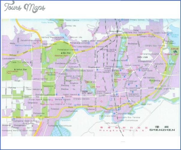 shenzhen map google 13 SHENZHEN MAP GOOGLE
