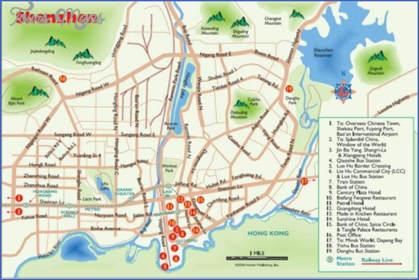 shenzhen map in english 9 SHENZHEN MAP IN ENGLISH