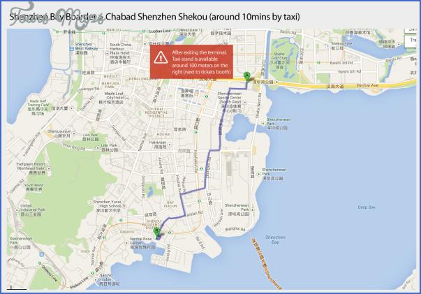 shenzhen map shekou 6 SHENZHEN MAP SHEKOU