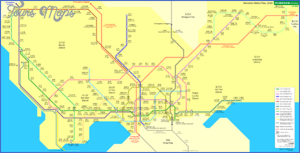 shenzhen map train 13 SHENZHEN MAP TRAIN