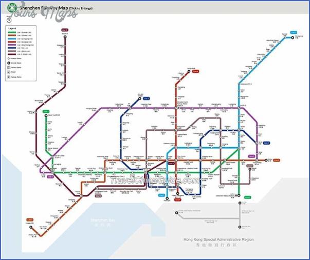 shenzhen metro 550 SHENZHEN LAO JIE MAP