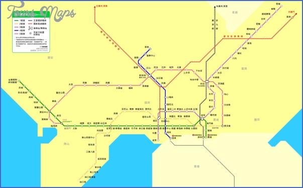 shenzhen metro rail map 6 SHENZHEN METRO RAIL MAP