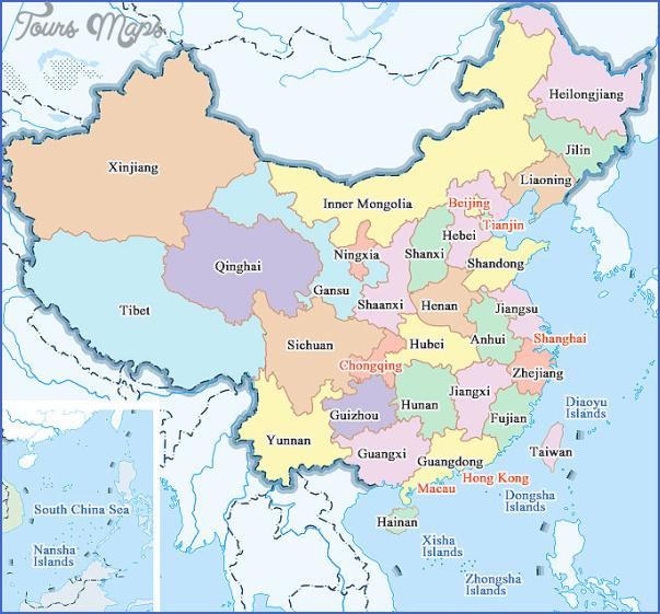 shenzhen province map 10 SHENZHEN PROVINCE MAP