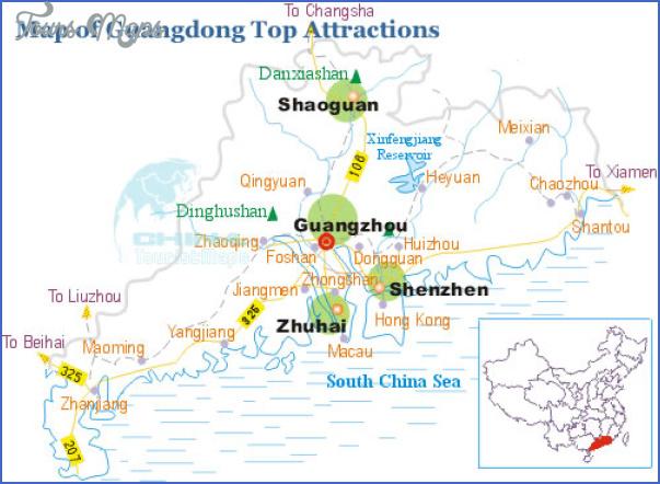 shenzhen province map 5 SHENZHEN PROVINCE MAP