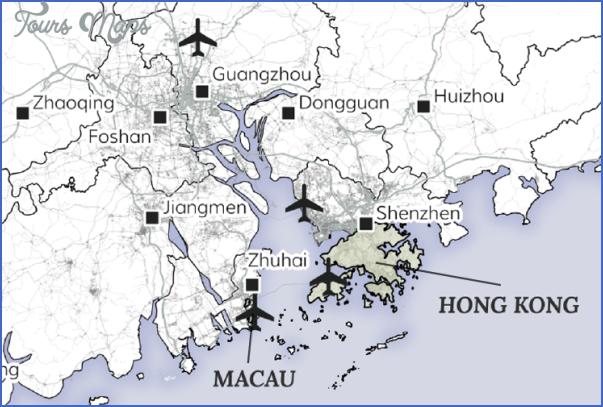 shenzhen province map 7 SHENZHEN PROVINCE MAP