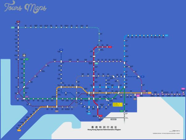shenzhen rail map 5 SHENZHEN RAIL MAP