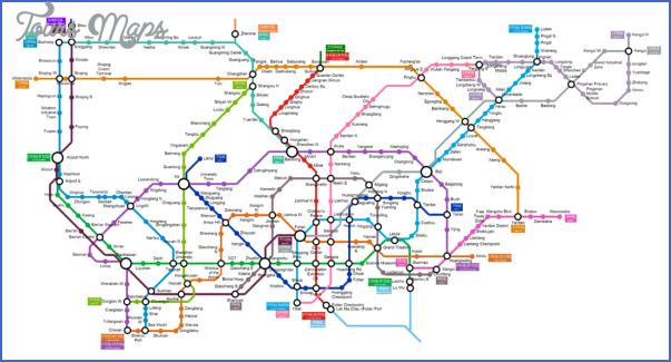shenzhen railway map 6 SHENZHEN RAILWAY MAP