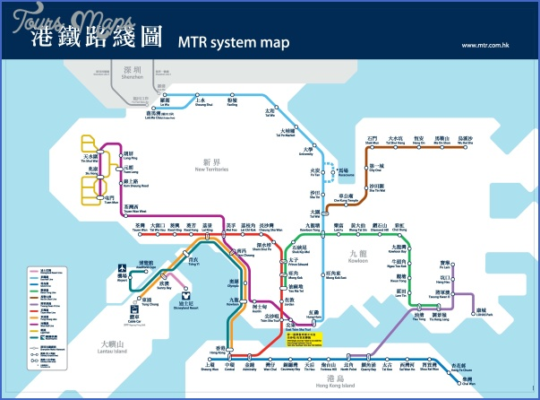 shenzhen route map 3 SHENZHEN ROUTE MAP